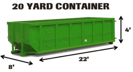 20yd-container-size