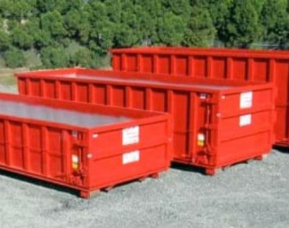 Branchburg Roll-Off Container Rental