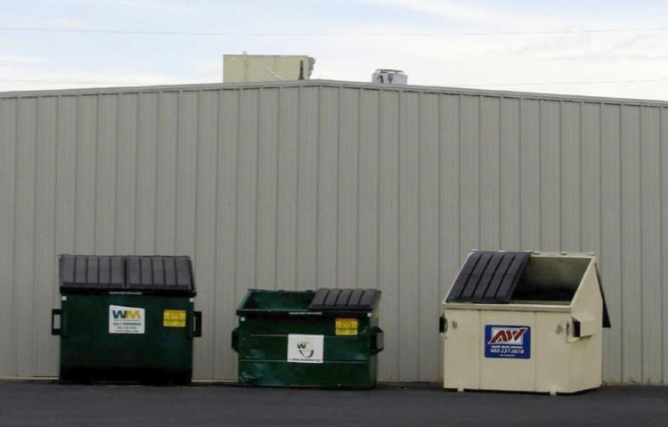 Branchburg Roll Off Dumpster Rentals