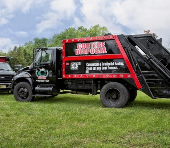Hunterdon County Area Dumpsters